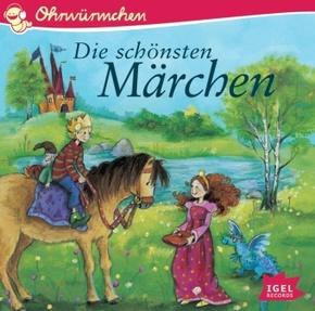 Die schönsten Märchen, 1 Audio-CD