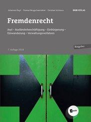 Fremdenrecht, m. 1 E-Book