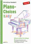 Piano-Choices EASY, m. Audio-CD