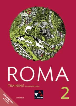 Roma, Ausgabe B 2018: Training, m. CD-ROM