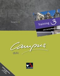 Campus, Ausgabe B neu: Training, m. CD-ROM; 3