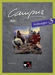 Campus, Ausgabe B neu: Prüfungen