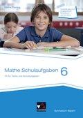 mathe.delta, Ausgabe Bayern: Mathe.Schulaufgaben 6