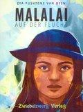 Malalai auf der Flucht