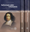 Spinoza-Studien, 3 Bde.