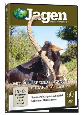 Mit Büchse und Bogen in Südafrika, 1 DVD-Video - Tl.2