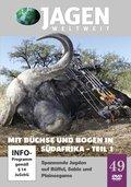 Mit Büchse und Bogen in Südafrika, 1 DVD-Video - Tl.1