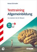 Testtraining Allgemeinbildung