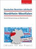 Deutsches Beamten-Jahrbuch Nordrhein-Westfalen 2019