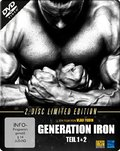 Generation Iron 1+2, 2 DVD (Limited Edition im FuturePak)