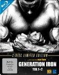 Generation Iron 1+2, 2 Blu-ray (Limited Edition im FuturePak)