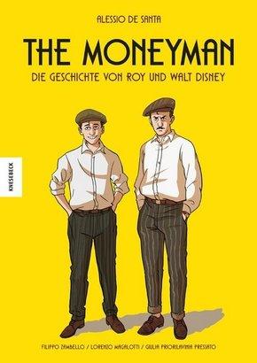 The Moneyman - Die Geschichte von Roy und Walt Disney