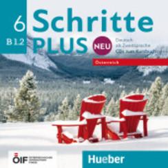Schritte plus Neu - Deutsch als Zweitsprache, Ausgabe Österreich: B1.2 - 2 Audio-CDs zum Kursbuch; .6