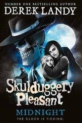 Skulduggery Pleasant - Midnight, The Clock is ticking