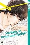 Verliebt in Prinz und Teufel? - Bd.4