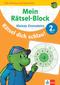 Mein Rätsel-Block Rätsel dich schlau! Das kleine Einmaleins 2. Klasse
