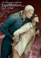 Equilibrium - Side A, Light Novel