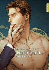 Equilibrium - Side B, Light Novel