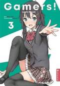 Gamers! Light Novel - Bd.3