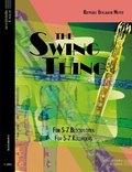 The Swing Thing, für 5-7 Blockflöten, Partitur und Stimmen