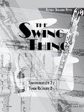 The Swing Thing, Stimme Tenorblockflöte 2