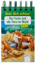 Rate dich schlau! - Der Fuchs und die Tiere im Wald