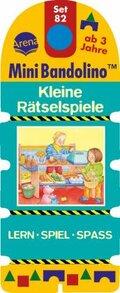 MiniBandolino (Spiele): Kleine Rätselspiele (Kinderspiel); Set.82