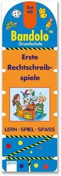 Bandolino (Spiele): Erste Rechtschreibspiele (Kinderspiel); Set.60