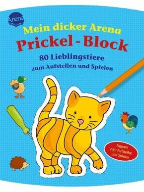 Mein dicker Arena Prickel-Block