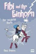 Fibi und ihr Einhorn - Der magische Sturm