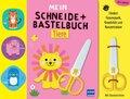 Mein Schneide und Bastelbuch Tiere, m. Bastelschere
