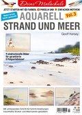 Aquarell - Strand und Meer - Tl.3