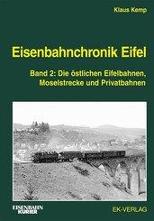 Eisenbahnchronik Eifel - Bd.2