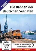 Die Bahnen der deutschen Seehäfen, 1 DVD-Video - Tl.2