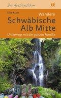Wandern Schwäbische Alb Mitte