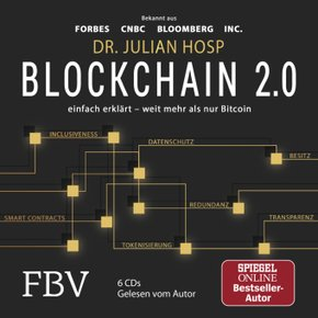 Blockchain 2.0, 6 Audio-CDs