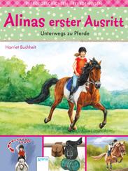 Alinas erster Ausritt - Unterwegs zu Pferde