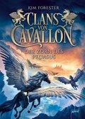 Clans von Cavallon - Der Zorn des Pegasus