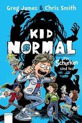 Kid Normal - Die Schurken sind los!