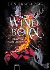 Windborn. Erbin von Asche und Sturm