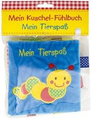 Mein Kuschel-Fühlbuch - Mein Tierspaß, Stoffbilderbuch