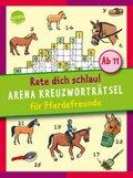 Rate dich schlau! - Arena Kreuzworträtsel für Pferdefreunde