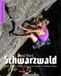 Kletterführer Schwarzwald, Band Nord