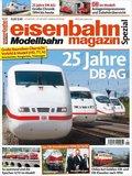 Modellbahn - 25 Jahre DB AG