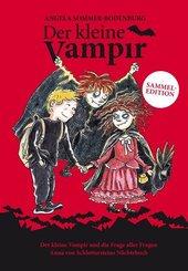 Der kleine Vampir, Der kleine Vampir und die Frage aller Fragen / Anna von Schlottersteins Nächtebuch