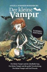 Der kleine Vampir, Der kleine Vampir und der rätselhafte Sarg / Der kleine Vampir und die große Verschwörung / Der klein