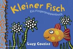 Kleiner Fisch - Ein Fingerpuppenbuch