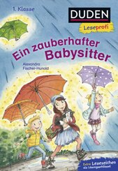 Duden Leseprofi - Ein zauberhafter Babysitter, 1. Klasse