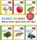 Kennst du das? Meine bunte Spiel-und-Lern-Box, 9 Bde.