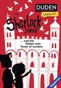 Sherlock Junior und die Raben vom Tower of London